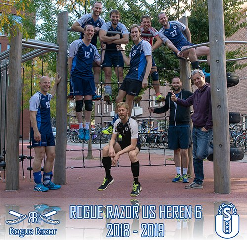 Volleyball Amsterdam - Rogue Razor HS6